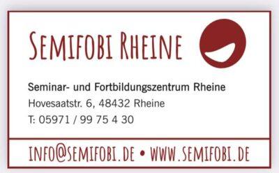 Logo SEMIFOBI Rheine