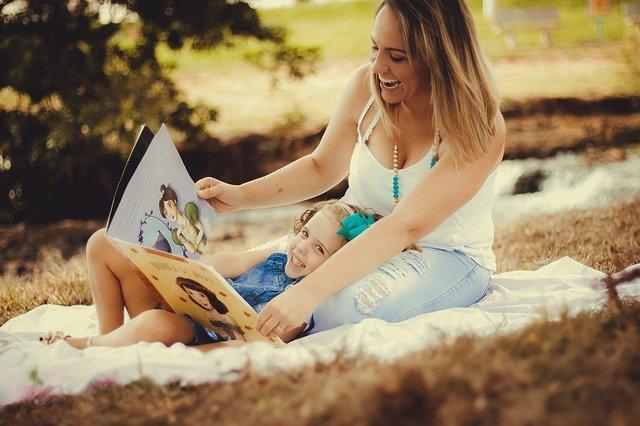 Vorlesen Lesen Kinder - Logopädische Praxis Petzoldt